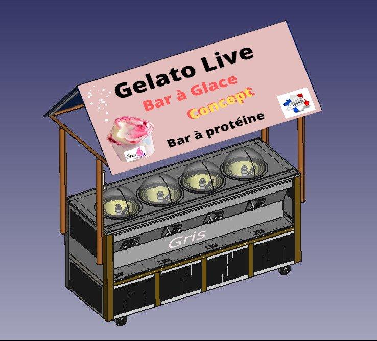turbine gelato live